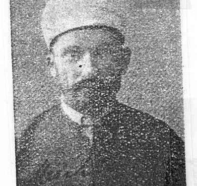 Hadži Mehmed Šacir ef. Mesihovic
