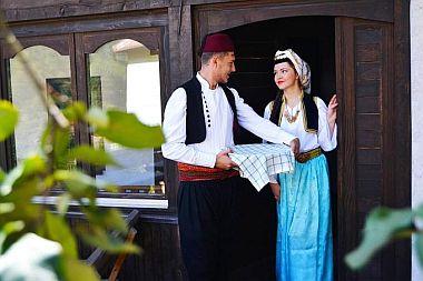 Video iz stare bosanske čaršije