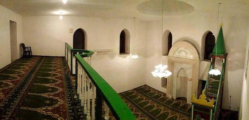 Teravija u žabljačkoj džamiji