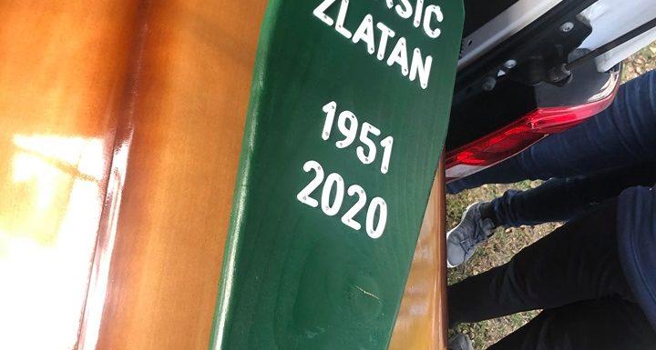 Zlatan Maksic-Rodo (1951-2020)