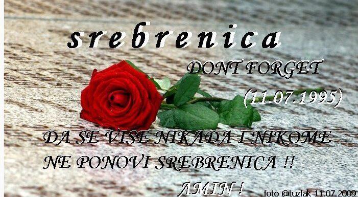 Skupština Crne Gore usvojila Rezoluciju o genocidu u Srebrenici