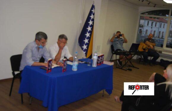 "Održana promocija knjige ""Sedmi dan"", Veida Delalića"