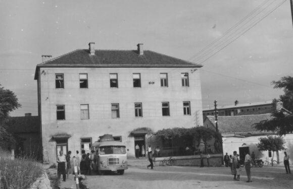 LJUBUŠKI STARI HOTEL