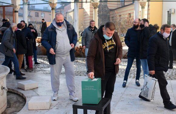 U džamijama u BiH organizovano prikupljanje pomoći narodu Hrvatske stradalom u zemljotresu