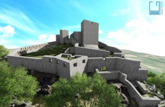 Projekt obnove Starog grada Ljubuški