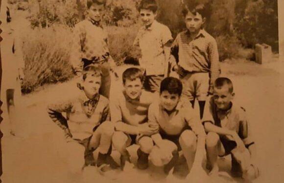 Stara fotografija, generacija 1949