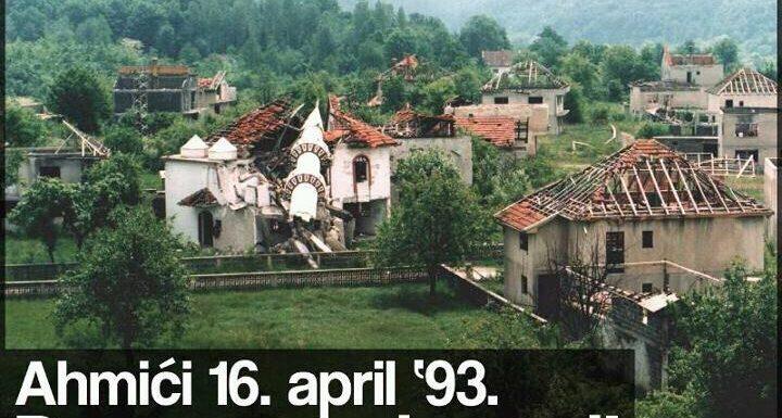 AHMIĆI, 16. APRIL 1993