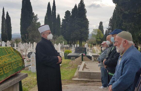 Dzenaza rahmetli Kasima Hrnjicevica