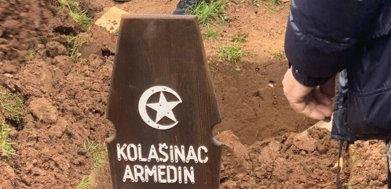 Dženaza r. Armedinu Kolašincu