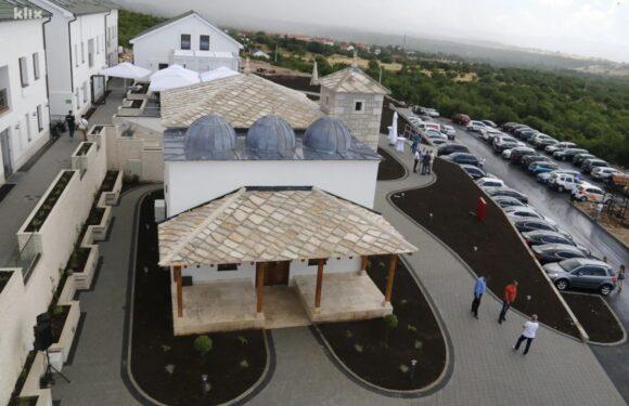 Reisu-l-ulema Kavazović otvorio vakufski kompleks Podveležje kod Mostara
