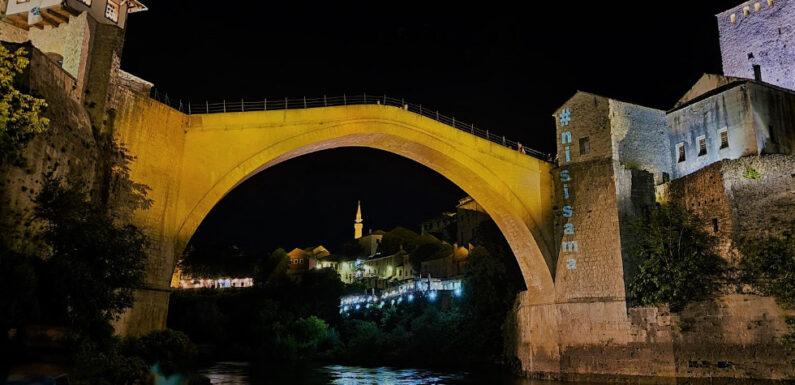 Koncert u Mostaru